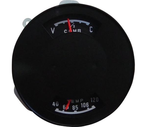 Instrumento Combinado Painel Gm A  C  D 10 7984 C  D 60  D70  D80 7984 ( Combustível  Temperatura )  94601701