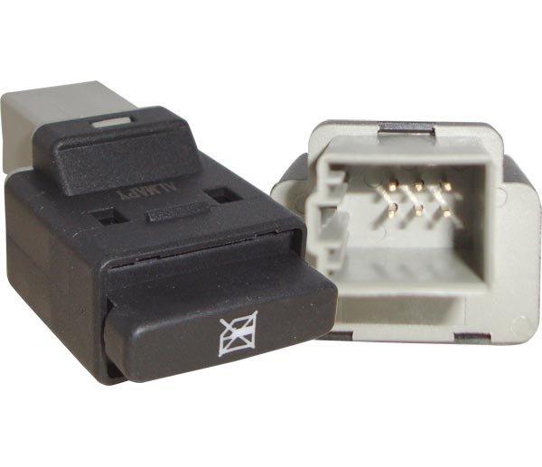 Interruptor Bloqueio Traseiro Fox Gol Golf Polo 540016