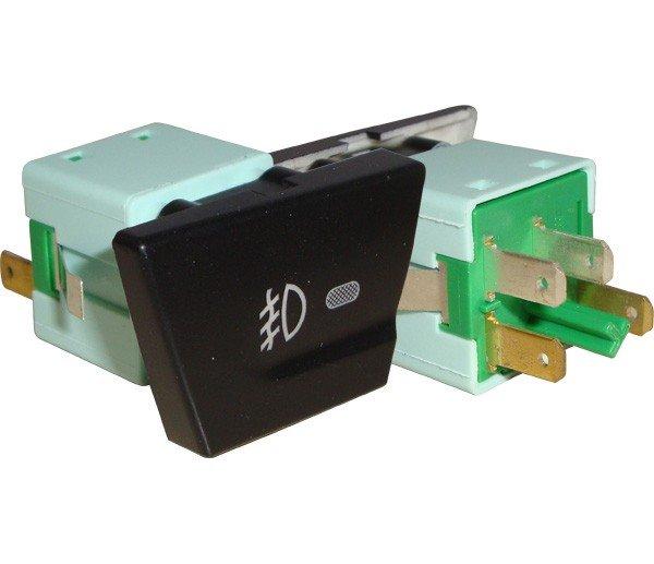 Interruptor Farol Auxiliar Auxiliar Agile  Montana 510016