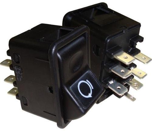Interruptor Freio Motor 2 Estagios 12v Mercedes Cam Onib 03040016