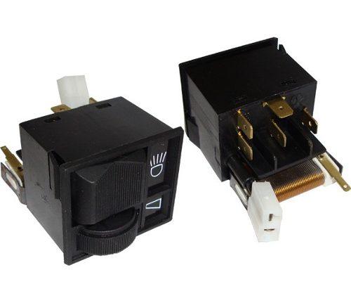Interruptor Luz C Reostato Ford Del Rey 04201010
