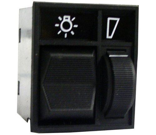 Interruptor Luz C Reostato Ford Del Rey Pampa 04201020