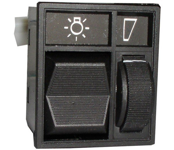 Interruptor Luz C Reostato Ford Del Rey Pampa 04201030