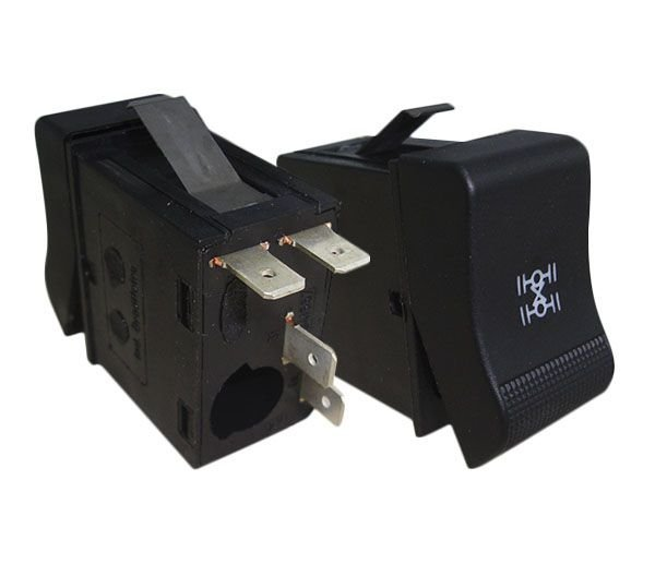 Interruptor Tecla 12V Vw Caminhoes 00/ 2Rr941557