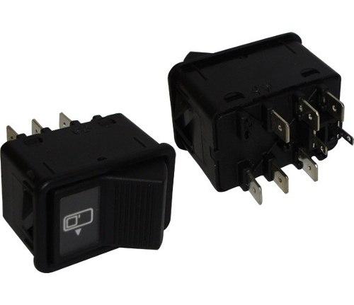 Interruptor Tecla Acionador Porta Dianteira Mercedes Ônibus 03833178