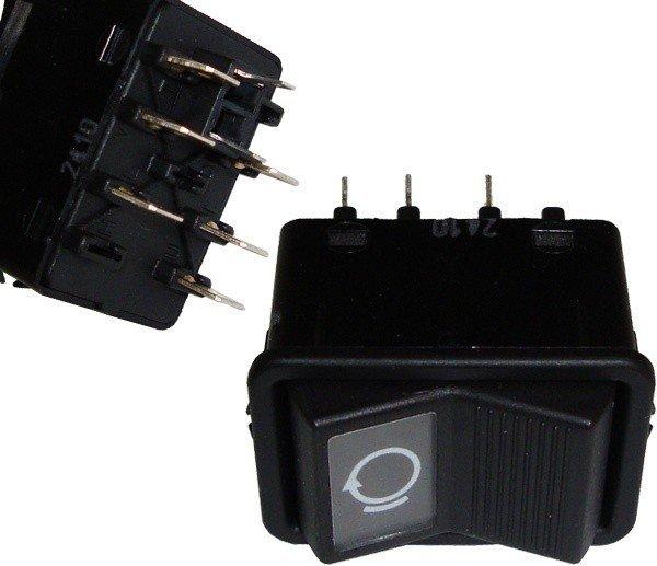Interruptor Tecla Freio Motor Mercedes Ônibus Caminhoes 03933123