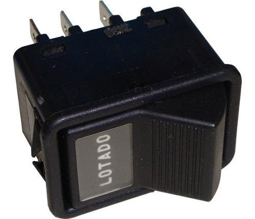 Interruptor Tecla Ilum Lotado Mercedes Ônibus 03833193