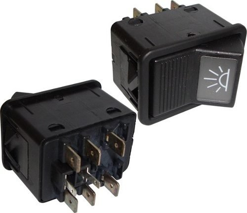 Interruptor Tecla Iluminacao Interna MbbÔnibus 03833180