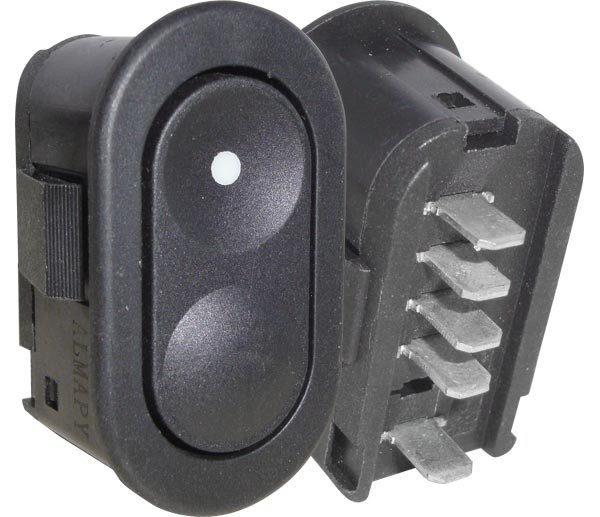 Interruptor Vidro Elétrico Corsa 5 Pinos 510008