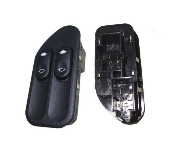 Interruptor Vidro Elétrico Ecosport/Fiesta 02/12 7S6514529Da