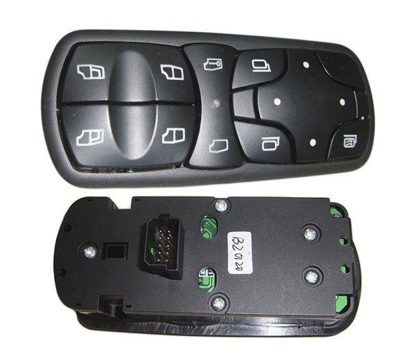 Interruptor Vidro Elétrico Esquerdo Mercedes Novo Actros 599005