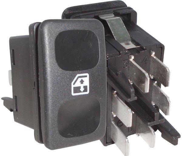 Interruptor Vidro Elétrico Gol Parati Saveiro  Dianteiro Direito D.E 540007