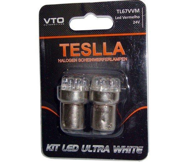 Kit Lâmpada Led Kit Led 67 24V Vm (Par)