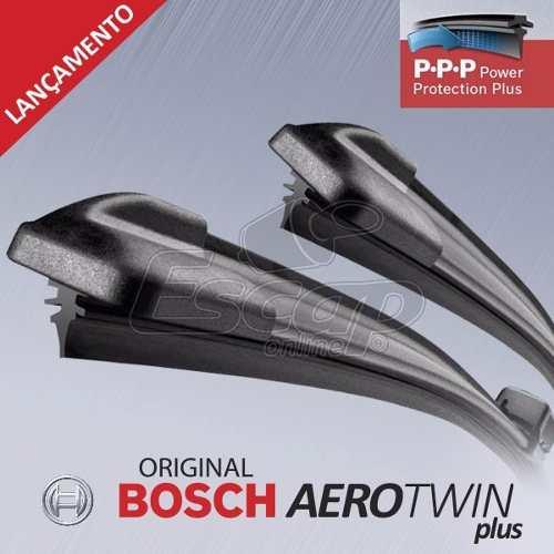 Kit Palheta Bosch Original Aerotwin Plus Ford Ka 2010/