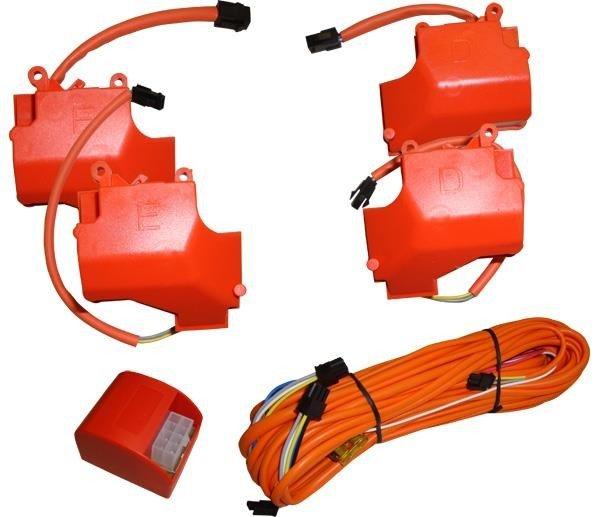 Kit Trava Elétrica 4 Portas Palio Prisma Celta Fiesta 800001
