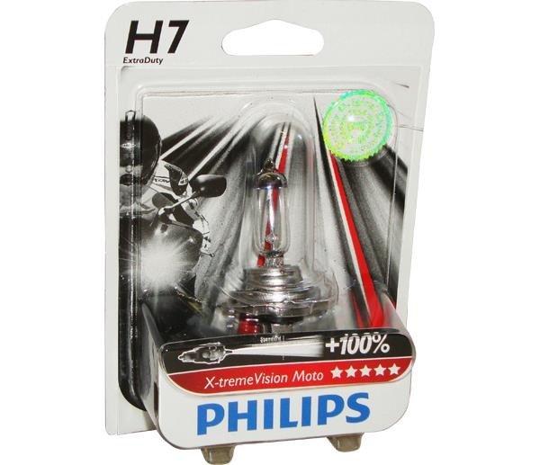 Lâmpada  Phi 12972Xvbw  H7 12V 55W Xtreme Moto Vision
