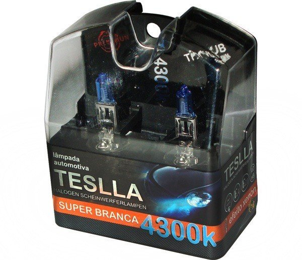 Lâmpada Especial Kit H1 24V 70W Super Branca 3800K