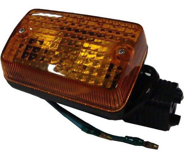 Lanterna Moto Dianteira Cg Titan Lado Direito