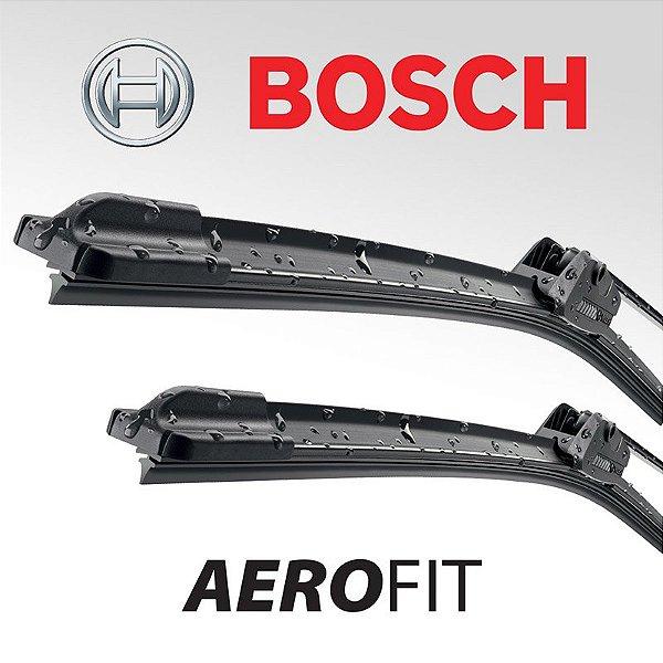Palheta Bosch Aerofit Dianteira 19 e 19 Fiesta Vectra Frontier Omega Pajero