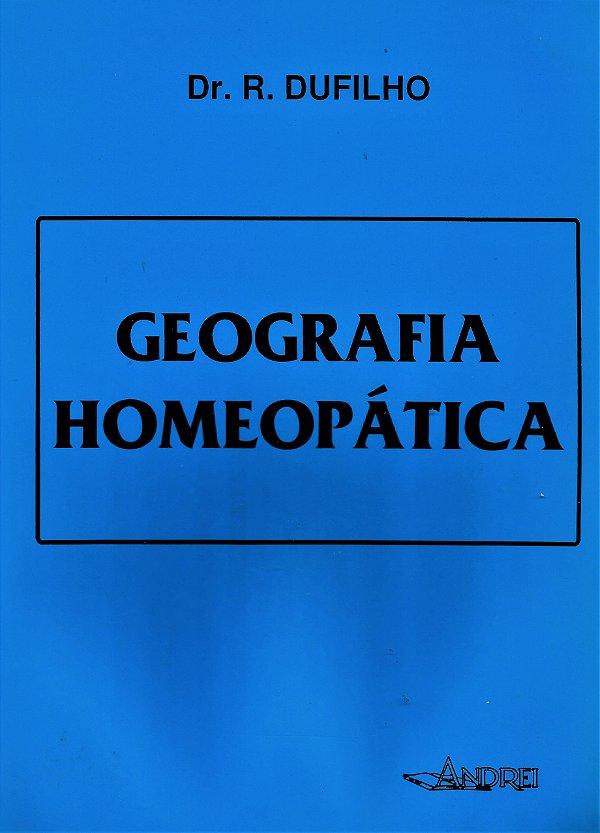GEOGRAFIA HOMEOPÁTICA