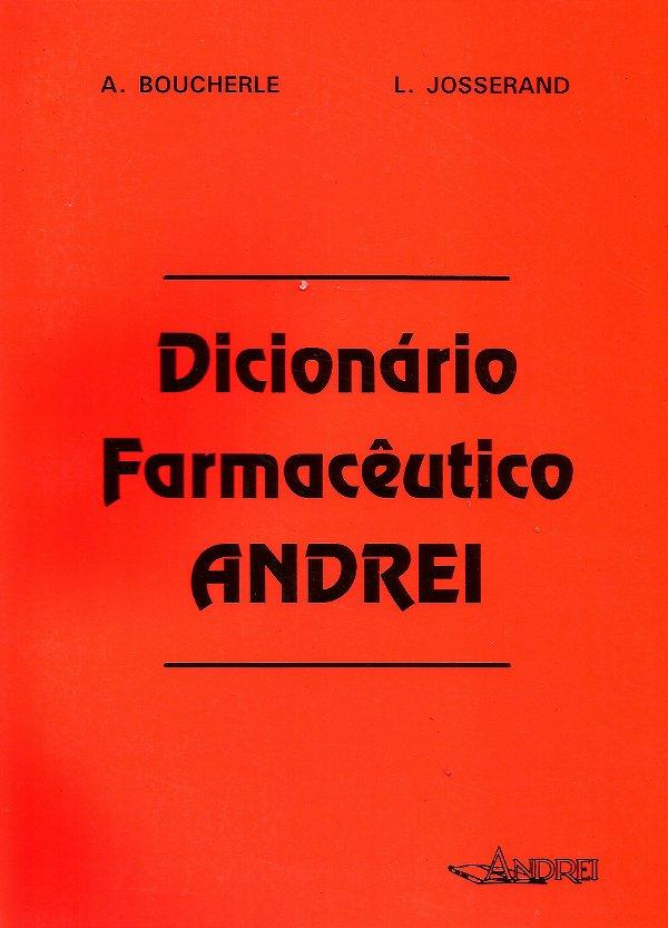 DICIONÁRIO FARMACÊUTICO ANDREI