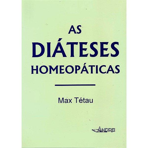 DIÁTESES HOMEOPÁTICAS