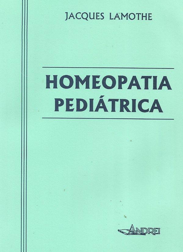 HOMEOPATIA PEDIÁTRICA