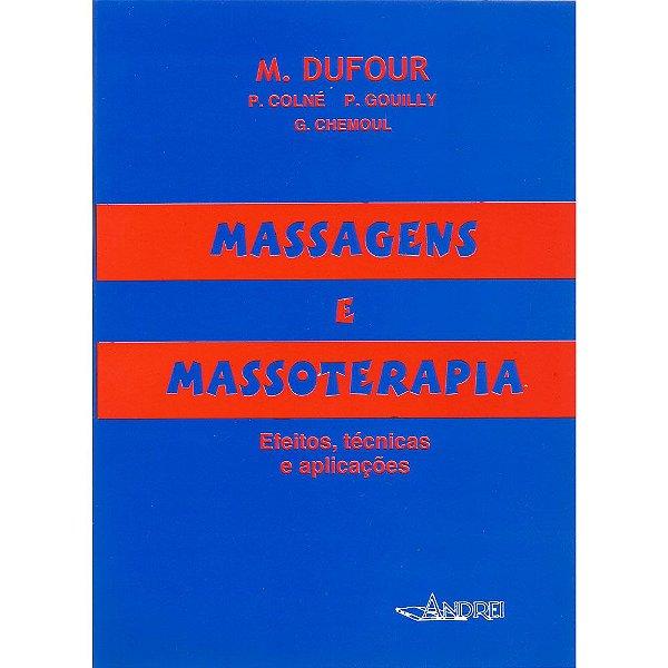 MASSAGENS E MASSOTERAPIA