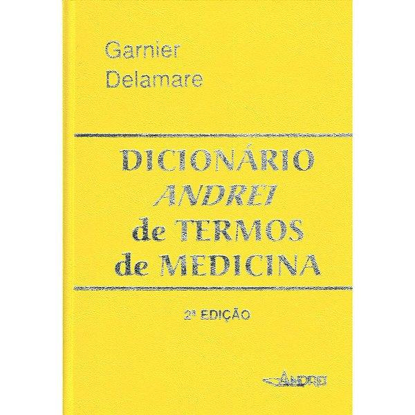DICIONÁRIO ANDREI DE TERMOS DE MEDICINA