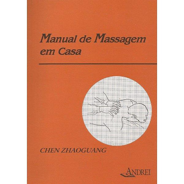 MANUAL DE MASSAGEM EM CASA