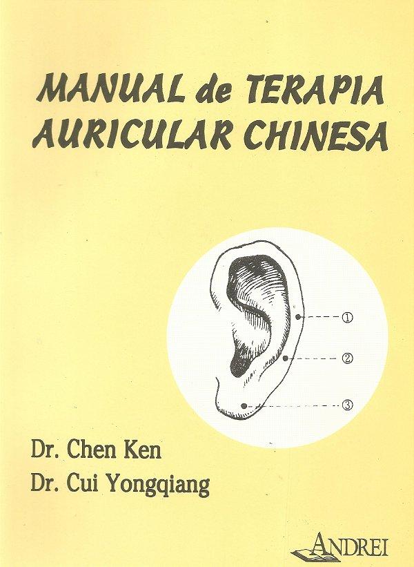 MANUAL DE TERAPIA AURICULAR CHINESA