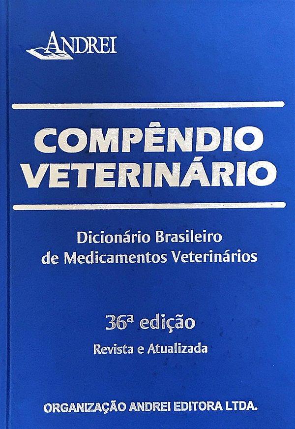 COMPÊNDIO VETERINÁRIO - 36ª EDIÇÃO