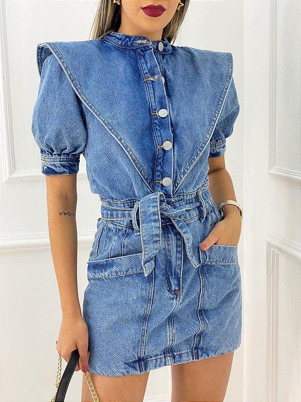 Vestido Jeans Juliette