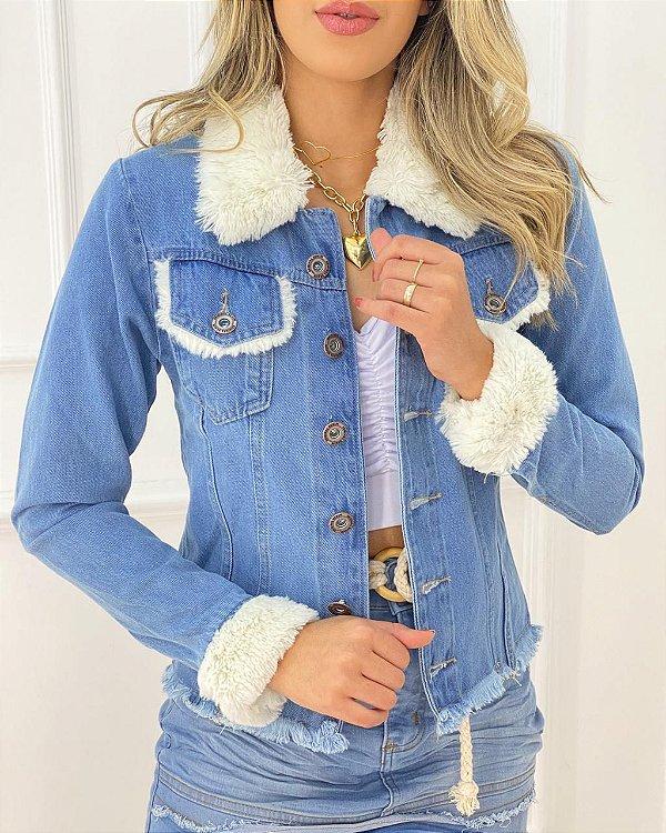 Jaqueta Jeans Winter