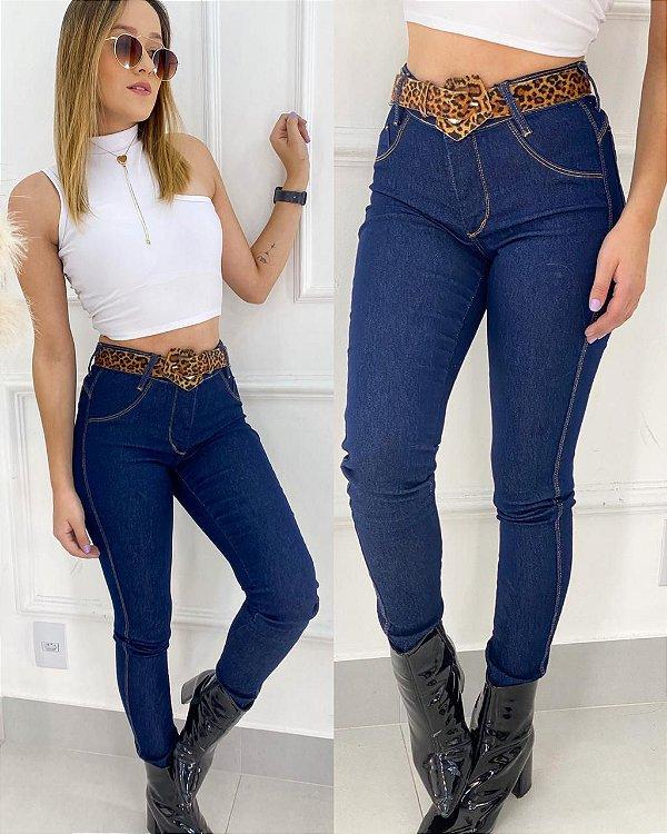 Calça Jeans Tradicional Modelo Clássico