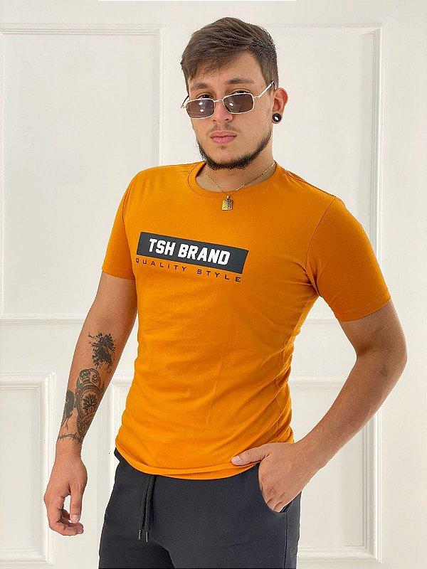 T-Shirt Masculina TSH Brand