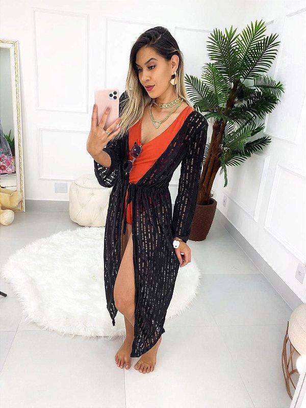 Kimono Arrastão