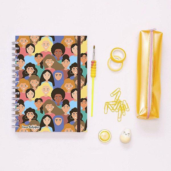 Caderno - Mulheres