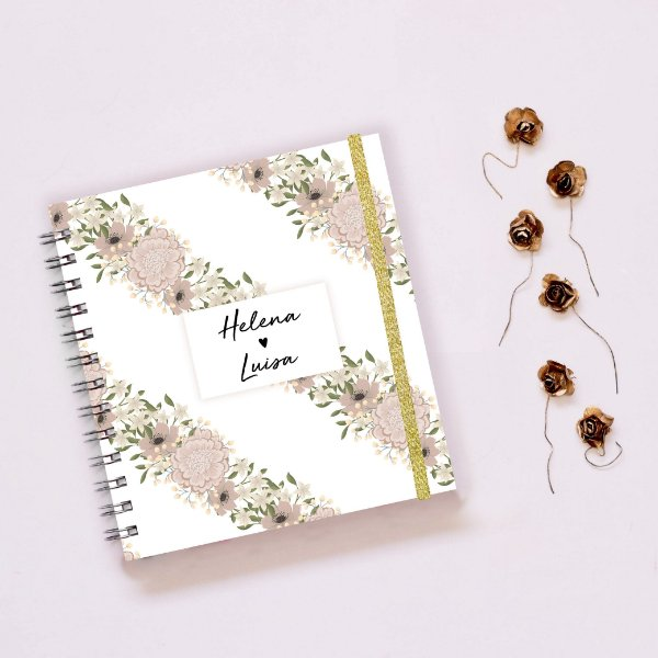 Planner da Noiva - Flores