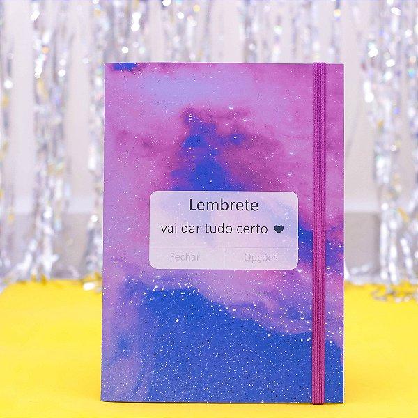 Caderno Flexível - Lembrete