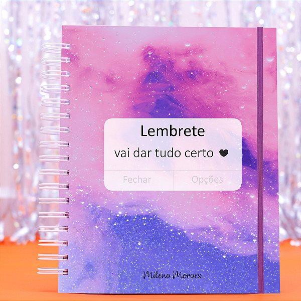 Caderno Universitário - Lembrete