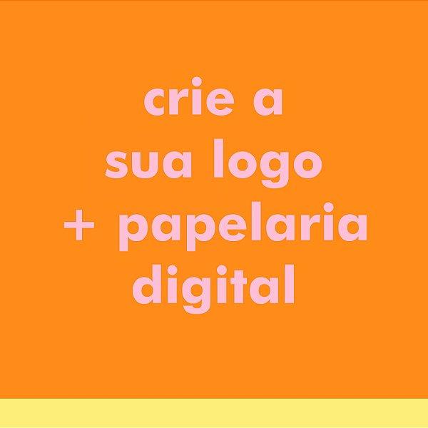 Criação de Logo + Papelaria Digital