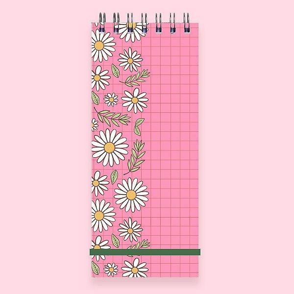 Planner Diário - Floral
