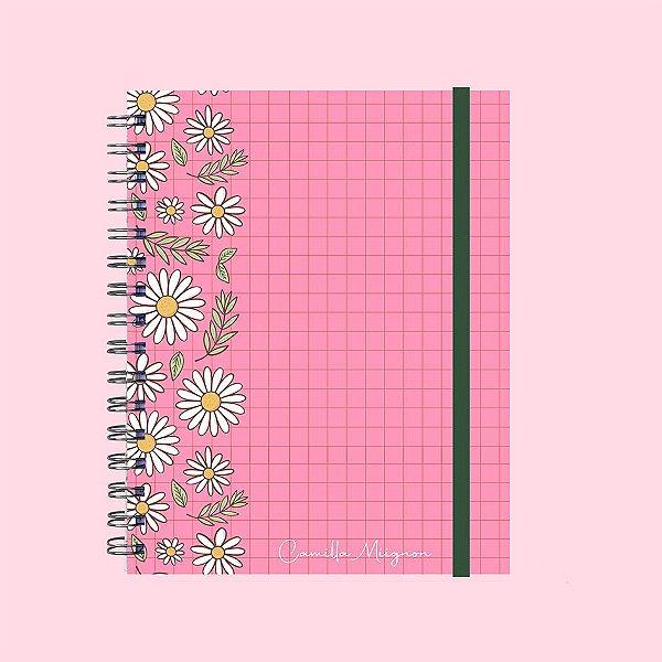 Caderno - Floral