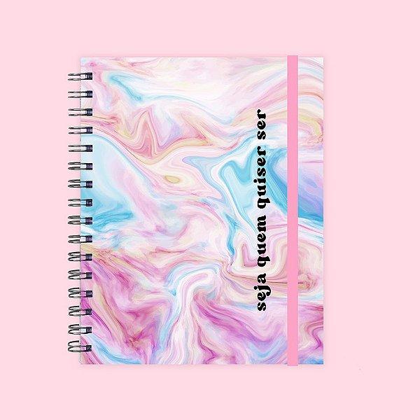Caderno seja quem quiser ser