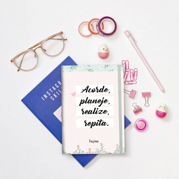 Planner Mensal Mini - Acorde