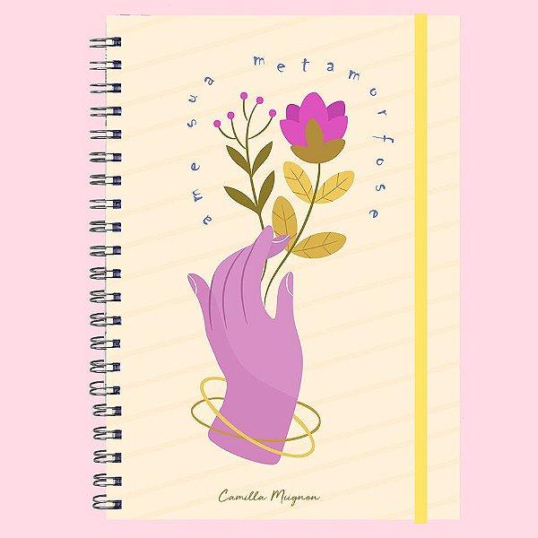 Caderno Universitário - Metamorfose