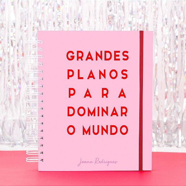 Planner Colorido - Grandes Planos