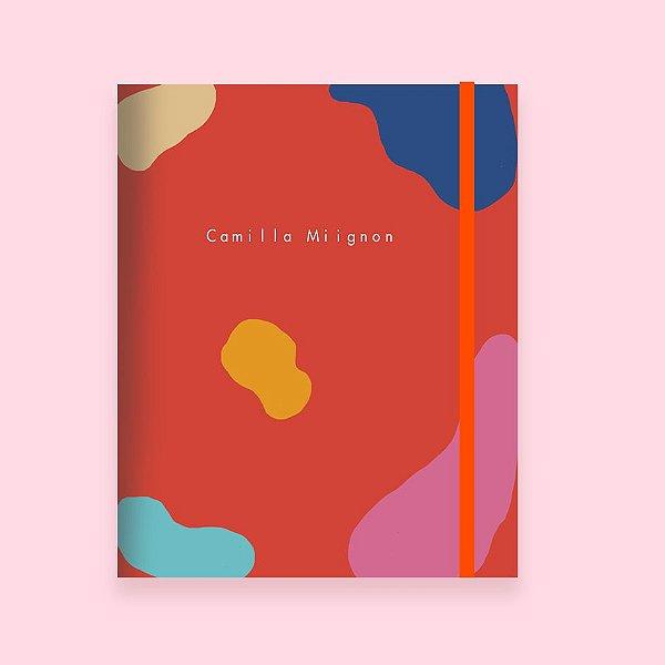 Caderno Flexível - Orgânica