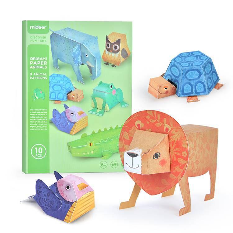 Origami - animais 3D
